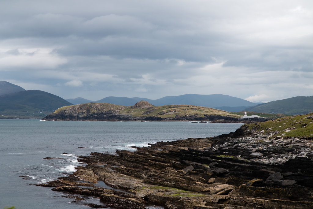 Valentia Island Lighthouse at Cromwell Point