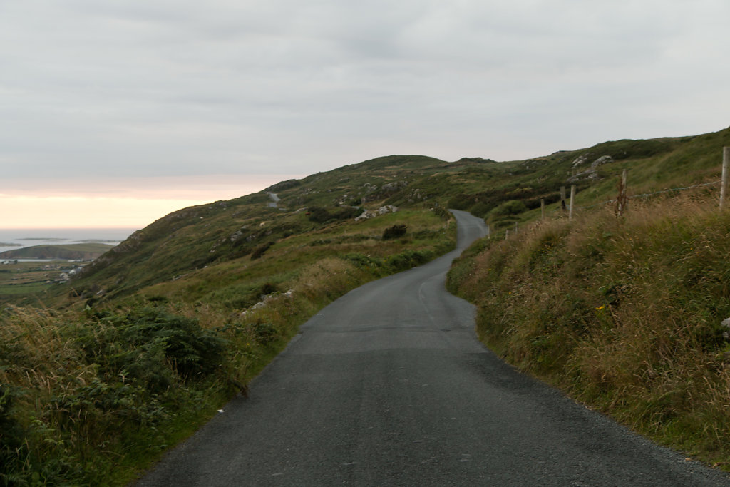 sky road clifden